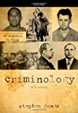 Criminology, Jones, Stephen, 0199651841