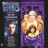 DOCTOR WHO - THE FIVE COMPANIONS - BIG FINISH - CD
