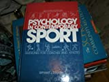 Psychology in Contemporary Sport, Bryant J. Cratty, 0137341296