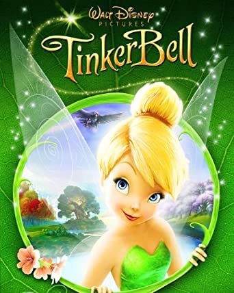 Tinker Bell [DVD]: Amazon.co.u...