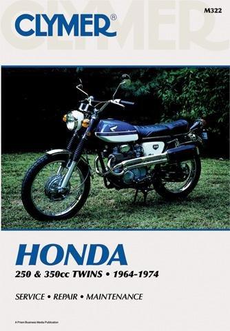 1973 Honda Cl350 - 1