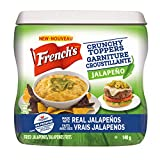 French's, Crunchy Toppers, Jalapeno, 140 Grams