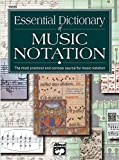 Essential Dictionary of Music Notation: Pocket Size Book