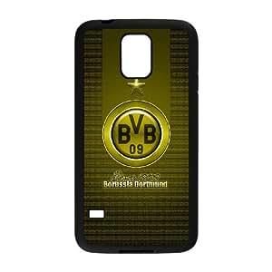 Samsung Galaxy S5 Phone Case for Classic theme Borussia Dortmund BVB 09 Logo pattern design GCTBDBVB844617