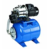1 Horsepower Shallow Well Pump with Stainless Steel Housing by Pacific Hydrostar