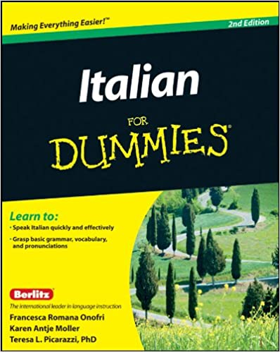 Italian for dummies kindle edition by francesca romana onofri italian for dummies kindle edition by francesca romana onofri karen antje mller teresa l picarazzi reference kindle ebooks amazon fandeluxe Ebook collections
