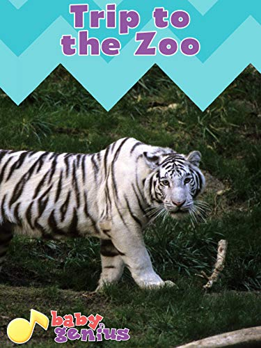 Baby Genius: A Trip To The San Diego Zoo ()