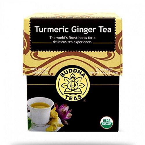 Buddha Turmeric Ginger Bleach Free Bags