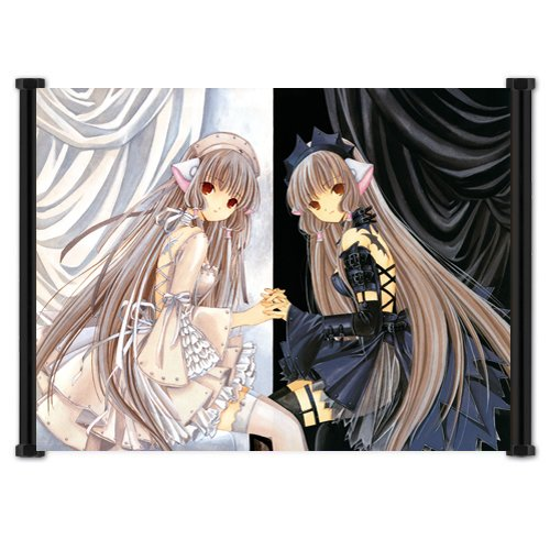 Chobits Anime Fabric Wall Scroll Poster (46