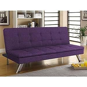 Primo international dj jive klik klak convertible sofa bed for Sofa bed amazon