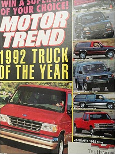 1992 Plymouth Acclaim / Lotus Esprit Turbo / Lexus SC 300 / Mitsubishi Expo Road Test: Amazon.com: Books