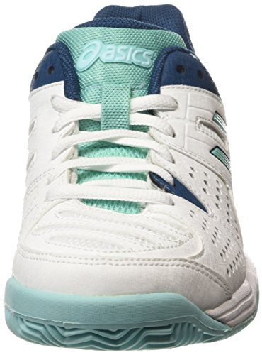 ASICS - Gel-padel Pro 3 Sg, Zapatillas de Tenis mujer Blanco (white/pool Blue/blue Steel 0139)