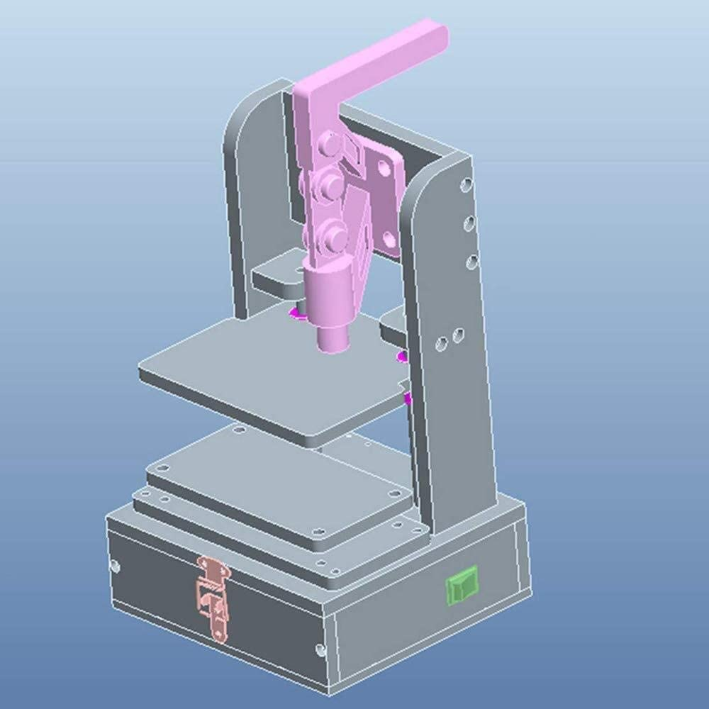 CENPEN PCBA Test-Rack PCB Universal-Embryo-Rahmen Circuit Board Fixture Test Jig-Rack