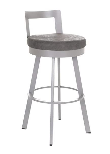 Cool Amazon Com Blake Swivel Stool In Platina Metal Counter Short Links Chair Design For Home Short Linksinfo