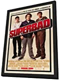 Superbad - 11 x 17 Framed Movie Poster