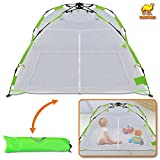 Strong Camel Kid Family Pet Mosquito Net Multi-use Pop up Instant Tent Indoor Camping Outdoor