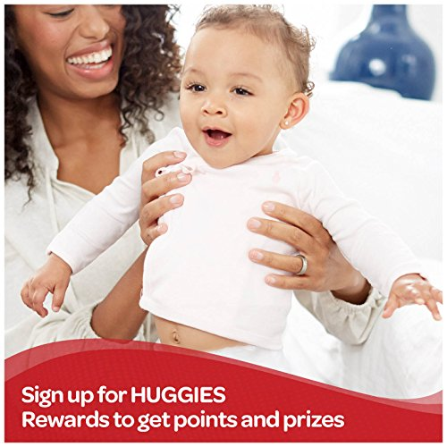 Large Product Image of HUGGIES Little Snugglers Baby Diapers, Size 3, for 16-28 lbs., One Month Supply (162 Count), Packaging May Vary