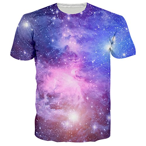 raisevern-unisex-3d-galaxy-print-short-sleeve-casual-graphic-t-shirts-tees-m