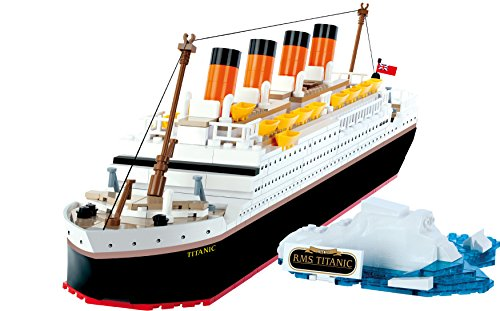 COBI RMS Titanic (Toy Ship)