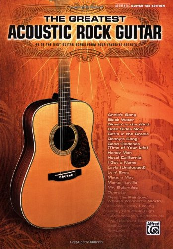 c Rock Guitar (Acoustic Rock Songbook)
