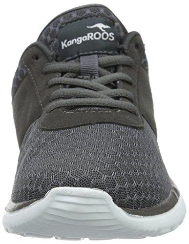 Bumpy dk Basses 230 Kangaroos Grau Grey Femme Baskets Gris UFYw4xdqA