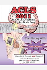 ACLS 2011 Pocket Brain Book (4th Edition) Paperback