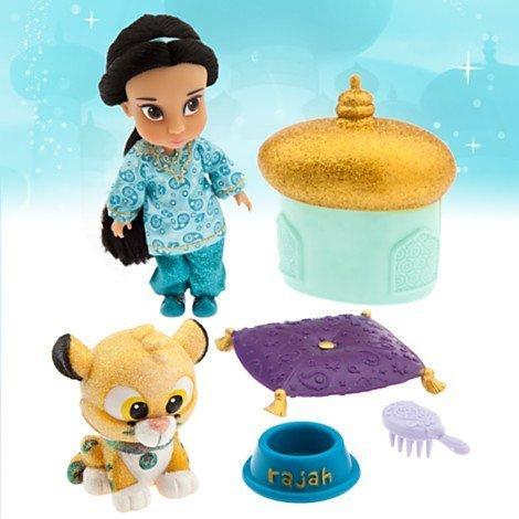 Disney Princess Jasmine and Aladdin Doll