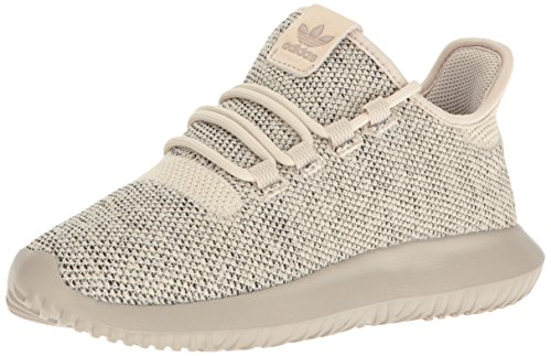 meet 0de32 2a256 Galleon - Adidas Originals Kids  Tubular Shadow J Sneaker, Mid Grey White Black,  4 M US Big Kid
