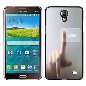 Dragon Case - FOR Samsung Galaxy Mega 2 - couldn??t handle the truth - Caja protectora de pl??stico duro de la cubierta Dise?¡Ào Slim Fit