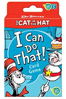 Wonder Forge Dr. Seuss Cat in The Hat Card Game (B003P8QI8M)   Amazon Products