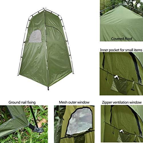 Douche Privacy Toilet Strand Draagbare Veranderbare Dressing Camping Tenten/Met Opbergzak Voor Wandelen Reizen