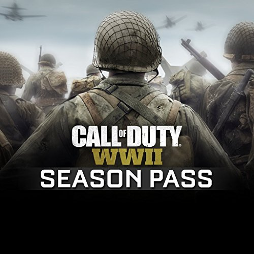 Call Of Duty  World War Ii Season Pass   Ps4  Digital Code
