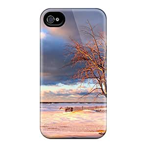 Iphone Covers Cases - In Awe Of Winter Protective Cases Compatibel With Iphone 6