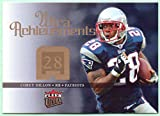 Corey Dillon 2006 Fleer Ultra Ultra Achievements #UA-CD - New England Patriots