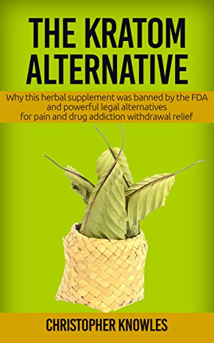 Kratom Alternative supplement alternatives withdrawal ebook product image