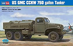 Hobby Boss US GMC CCKW 750-Gallon Tanker by MMD Holdings, LLC