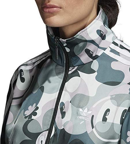 Veste de survêtement Crop Femme Adidas BB Hattie: