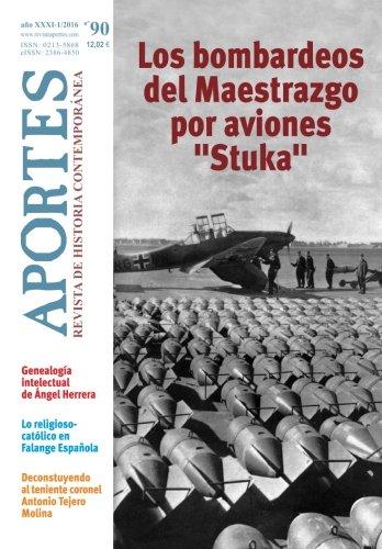 Aportes. Revista De Historia Contemporánea 90, Xxxi