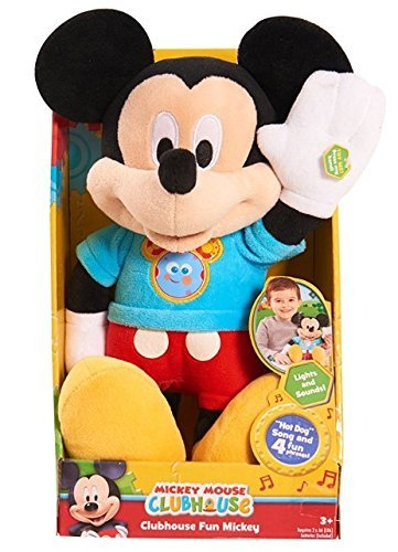 Mickey Mouse Clubhouse Fun Talking 11
