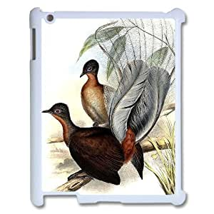 Lyrebird ZLB570500 Unique Design Case for Ipad 2,3,4, Ipad 2,3,4 Case