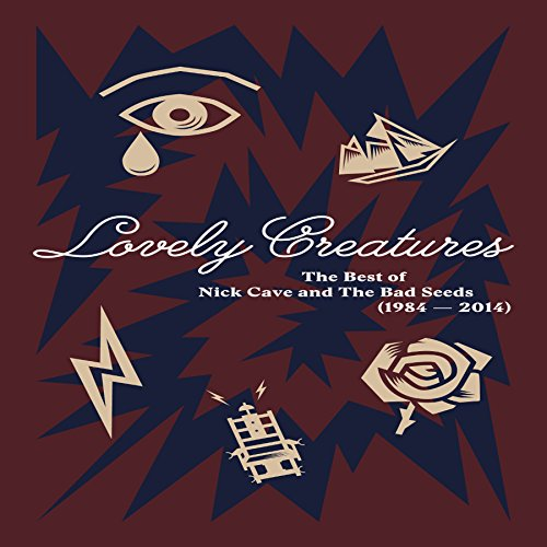 Lovely Creatures - The Best of Nick Cave and The Bad Seeds (1984-2014) (Ltd Edition, 3CD/1DVD/Book) by Mute, a BMG Company