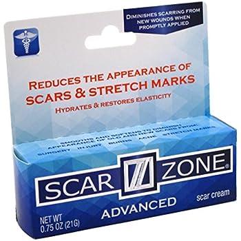 Scar Zone Advanced Scar Cream 0.75oz (2 Pack)