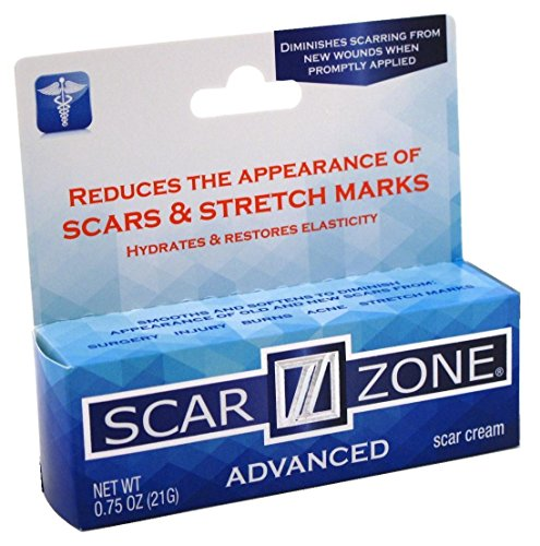 Scar Zone Advanced Scar Cream 0.75oz (2 Pack)