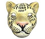 Funny Fashion Child Vintage Animal Halloween Mask Safari Plastic Child Costume Accessory Prop