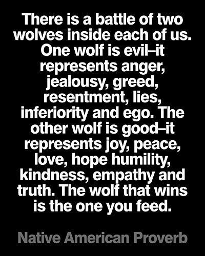 native-american-quote-the-wolf-you-feed-poster-or-print