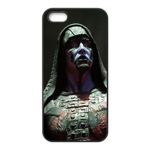 Guardians Of The Galaxy Lee Pace Ronan iPhone 5 5S Handyfall hülle schwarz Handy Fallabdeckung EOKXLLNCD24150