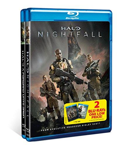 Halo: Forward Unto Dawn / Nightfall [Blu-ray] (Halo 4 Movie)