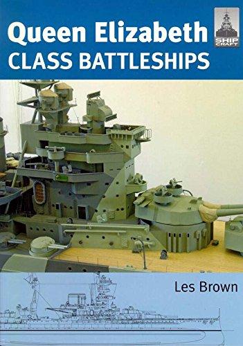 Queen Elizabeth Battleship - 4