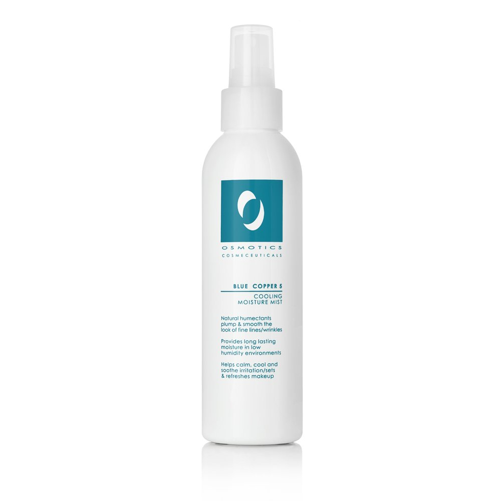 Osmotics Cosmeceuticals Blue Copper 5 Moisture Mist, 6 oz.