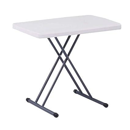 EU Mesa Plegable Mesa de hogar Simple Mesa pequeña Mesa para ...